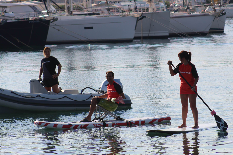paddle surf adaptado
